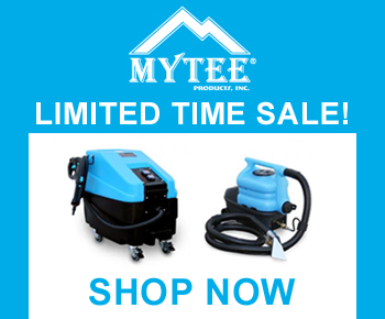 Mytee Products Limited Time Sale! Shop Now