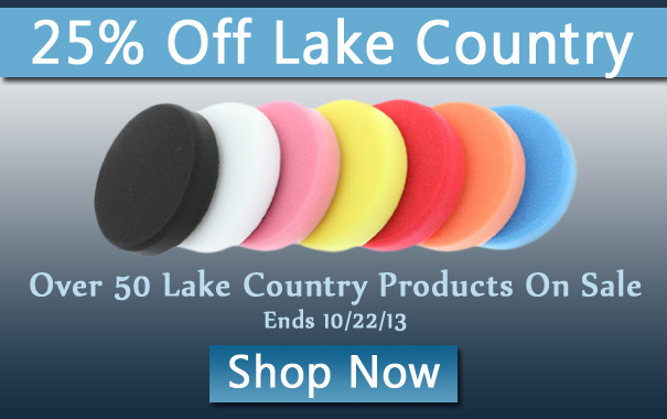 25% Off Lake Country