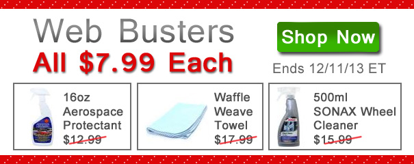 $7.99 Web Busters - Shop Now