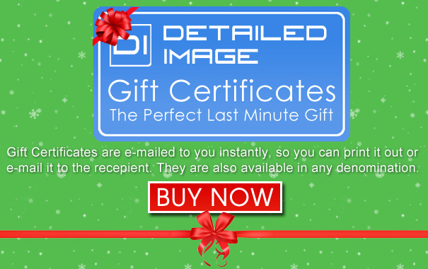 DI Gift Certificates - Buy Now