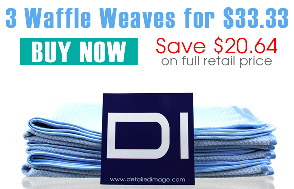 3 Waffle Weaves for $33.33 - Buy Now