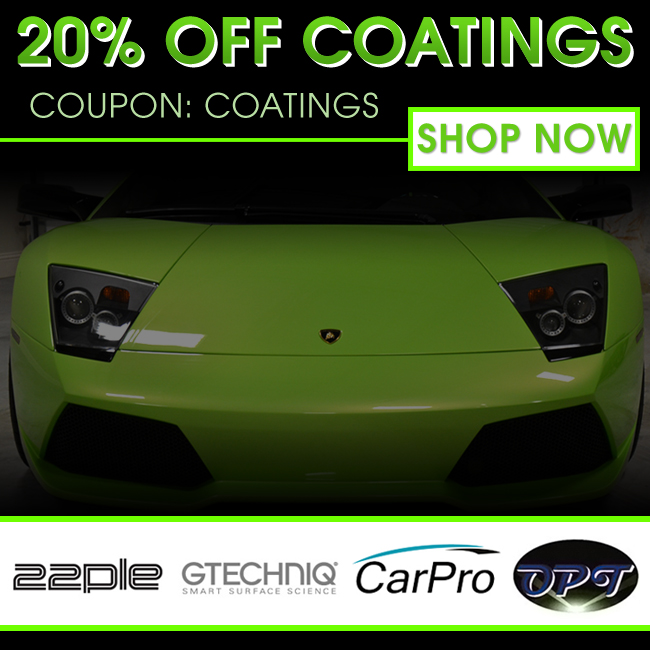 20% Off Coatings - Coupon: Coatings - Shop Now