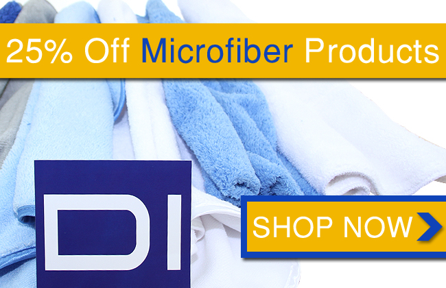 25% Off Microfiber Products - Shop Now