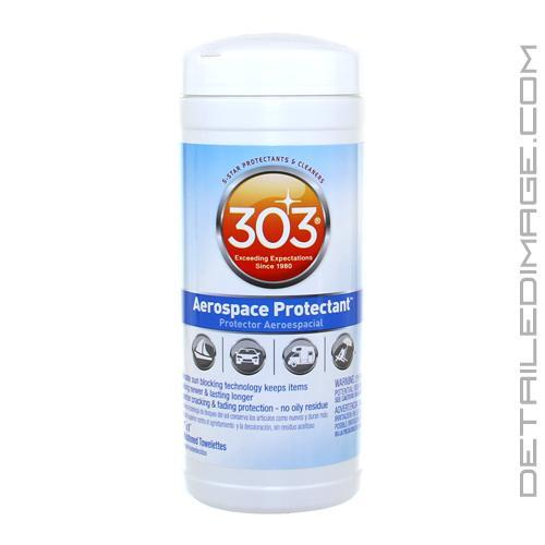 303 aerospace protectant wipes free shipping available detailed image. Black Bedroom Furniture Sets. Home Design Ideas