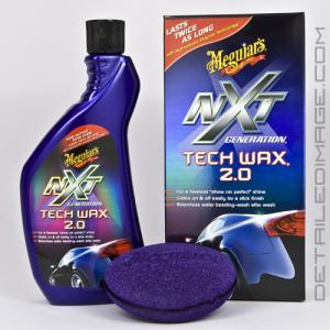 Meguiar's NXT Tech Wax 2.0 Review