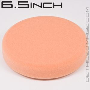Lake Country Hydro Tech Tangerine Ultra Fine Polishing Pad - 6.5 inch