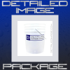 DI Packages 5 Gallon White Bucket and Grit Guard