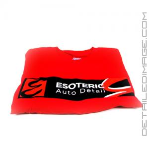 DI Accessories Esoteric T-Shirt Red - Medium