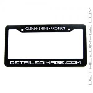 DI Accessories DetailedImage.com License Plate Frame