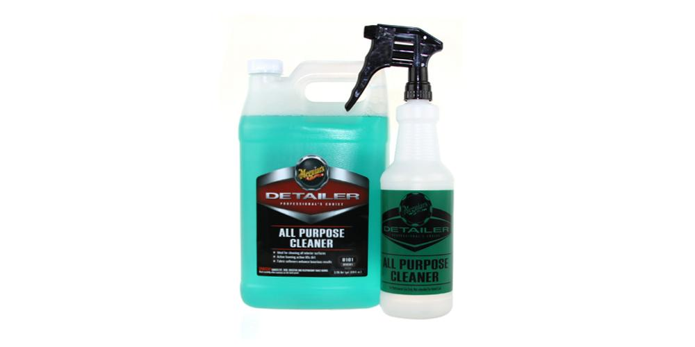 Meguiar's All Purpose Cleaner D101 Kit