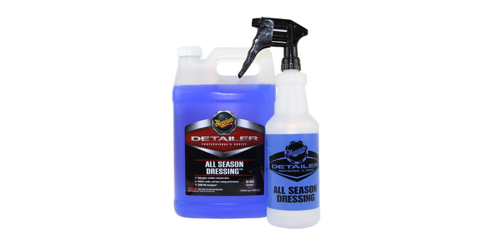Meguiar's All Season Dressing D160 Kit
