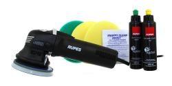 Rupes BigFoot Polisher Duetto and Polish Kit