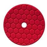 Chemical Guys Hex-Logic Quantum Buffing Pad Red