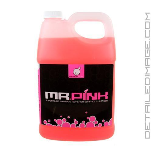 chemical guys mr pink 128 oz free shipping available. Black Bedroom Furniture Sets. Home Design Ideas