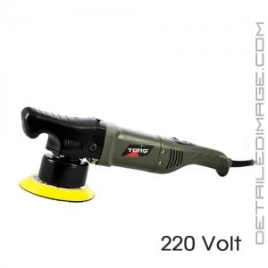 Chemical Guys TORQ 10FX Random Orbital Polisher - 220V Euro/Asia