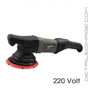Chemical Guys TORQ 22D Random Orbital Polisher - 220V Euro/Asia