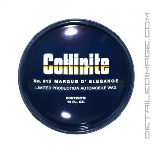 Collinite 915 Marque D'Elegance Carnauba Paste Wax - 12 oz