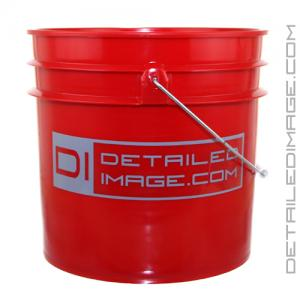 DI Accessories 3.5 Gallon Bucket - Red