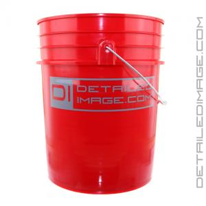 DI Accessories 5 Gallon Bucket - Red