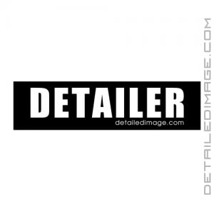 "DI Accessories Detailer Sticker - 2""x8"""