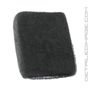 DI Accessories Terry Cloth Black Applicator Pad