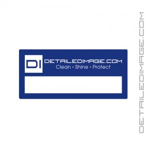 DI Accessories Water Resistant Bottle Label
