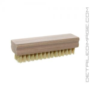 DI Brushes Leather and Vinyl Scrub Brush