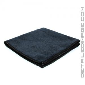 "DI Microfiber All Purpose Towel Black - 16"" x 16"""