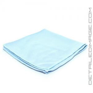 "DI Microfiber Glass Polishing Towel (Blue) - 16"" x 16"""