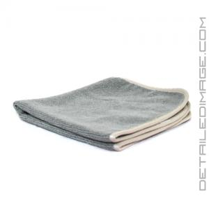 "DI Microfiber Premium All Purpose Towel - 16""x16"" Gray"