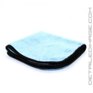 "DI Microfiber Ultra Plush Two Sided Towel - 16"" x 16"""