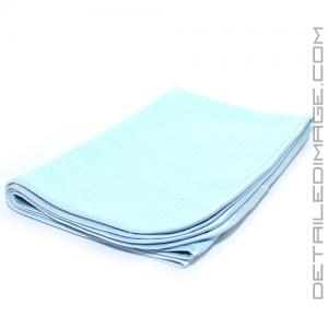 DI Microfiber Waffle Weave Drying Towel - 36&quot; x 24&quot;