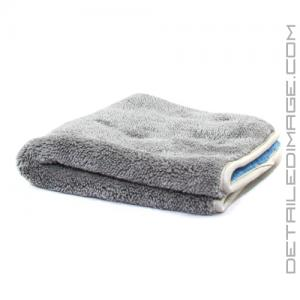 "DI Microfiber Wax Removal Two Colored Towel - 16"" x 16"""