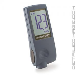 DeFelsko PosiTest DFT Paint Thickness Gage - Ferrous