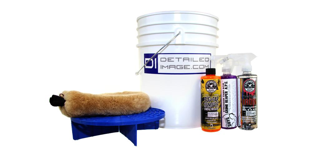 Chemical Guys Decontamination and Wash Kit