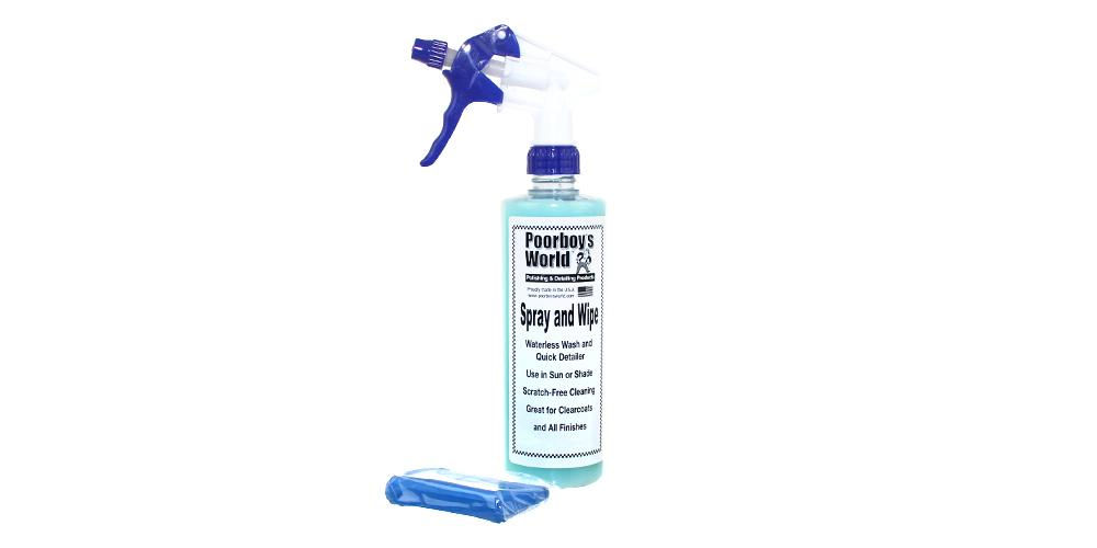 Fine Grade Clay Bar 100g and Clay Lube Kit