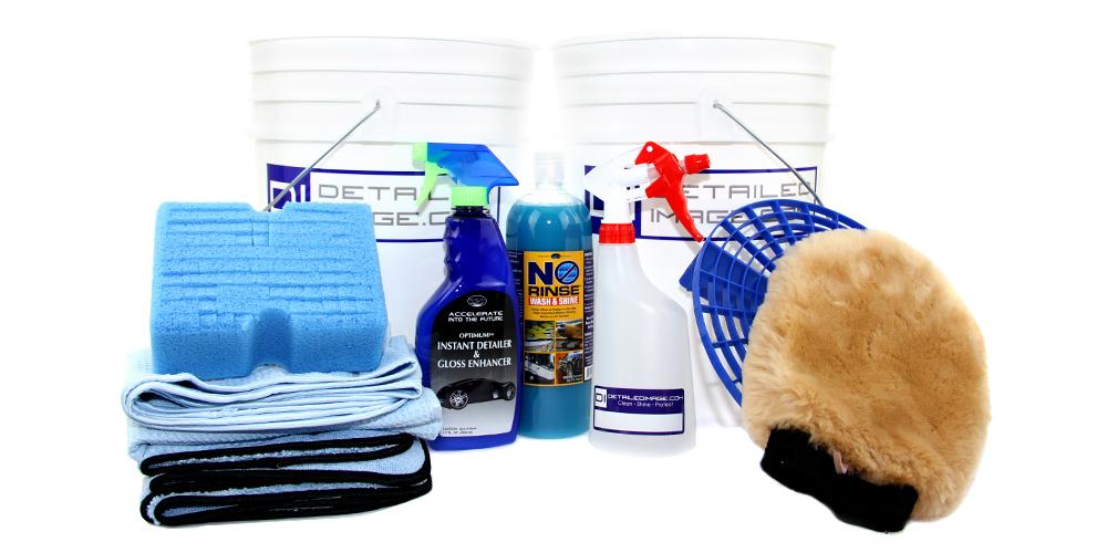 Hose Free Wash Kit
