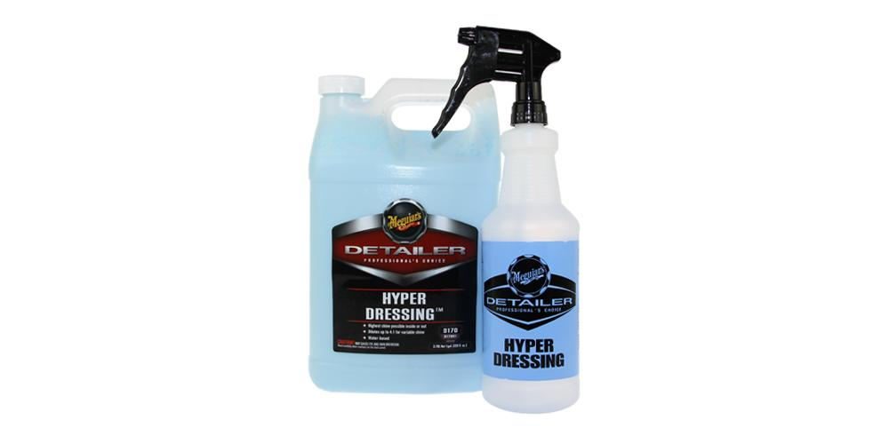 Meguiar's Hyper Dressing D170 Kit