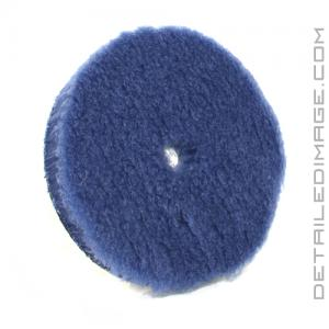 Lake Country Blue Hybrid Foamed Wool Pad - 6""