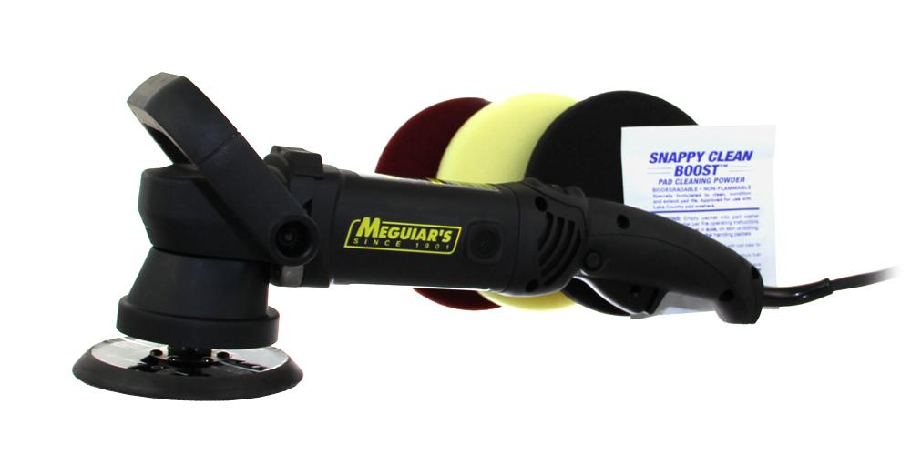 Meguiar's MT300 Polisher Starter Kit