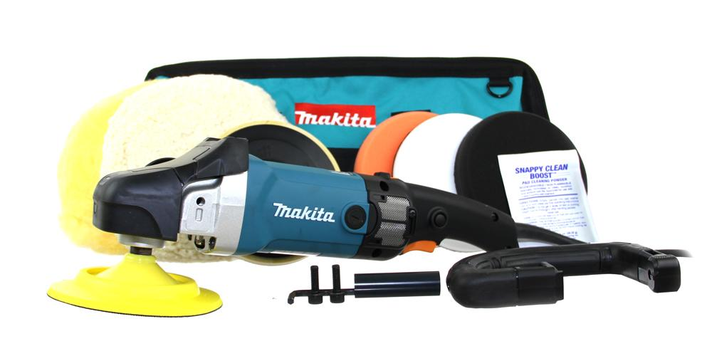 Makita 9237C-X3 Starter Kit