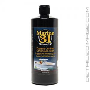 Marine 31 Captain's One Step Compound & Polish - 32 oz