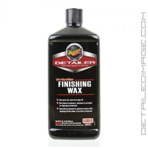 Meguiar's DA Microfiber Finishing Wax - 32 oz