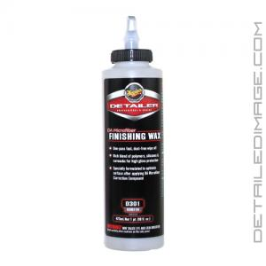 Meguiar's DA Microfiber Finishing Wax D301 - 16 oz