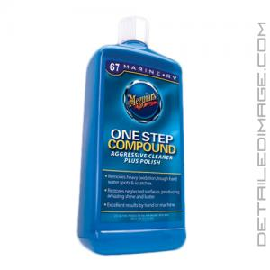 Meguiar's Marine/RV One Step Compound 67 - 32 oz