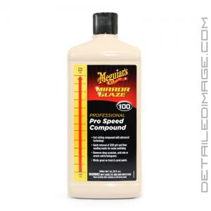 Meguiar's Pro Speed Compound M100 - 32 oz