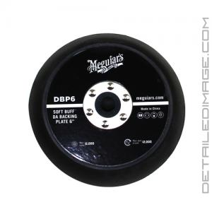 Meguiar's Soft Buff DA Backing Plate - 6""