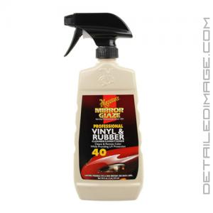 Meguiar's Vinyl and Rubber Cleaner and Conditioner M40 - 16 oz