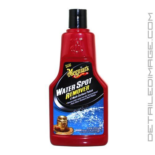 Meguiar S Water Spot Remover 16 Oz Free Shipping Available Detailed Image