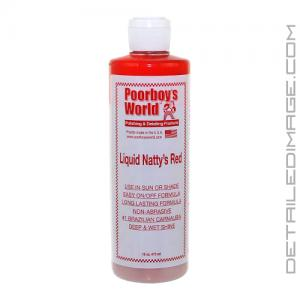 Poorboy's World Liquid Natty's Red Wax - 16 oz